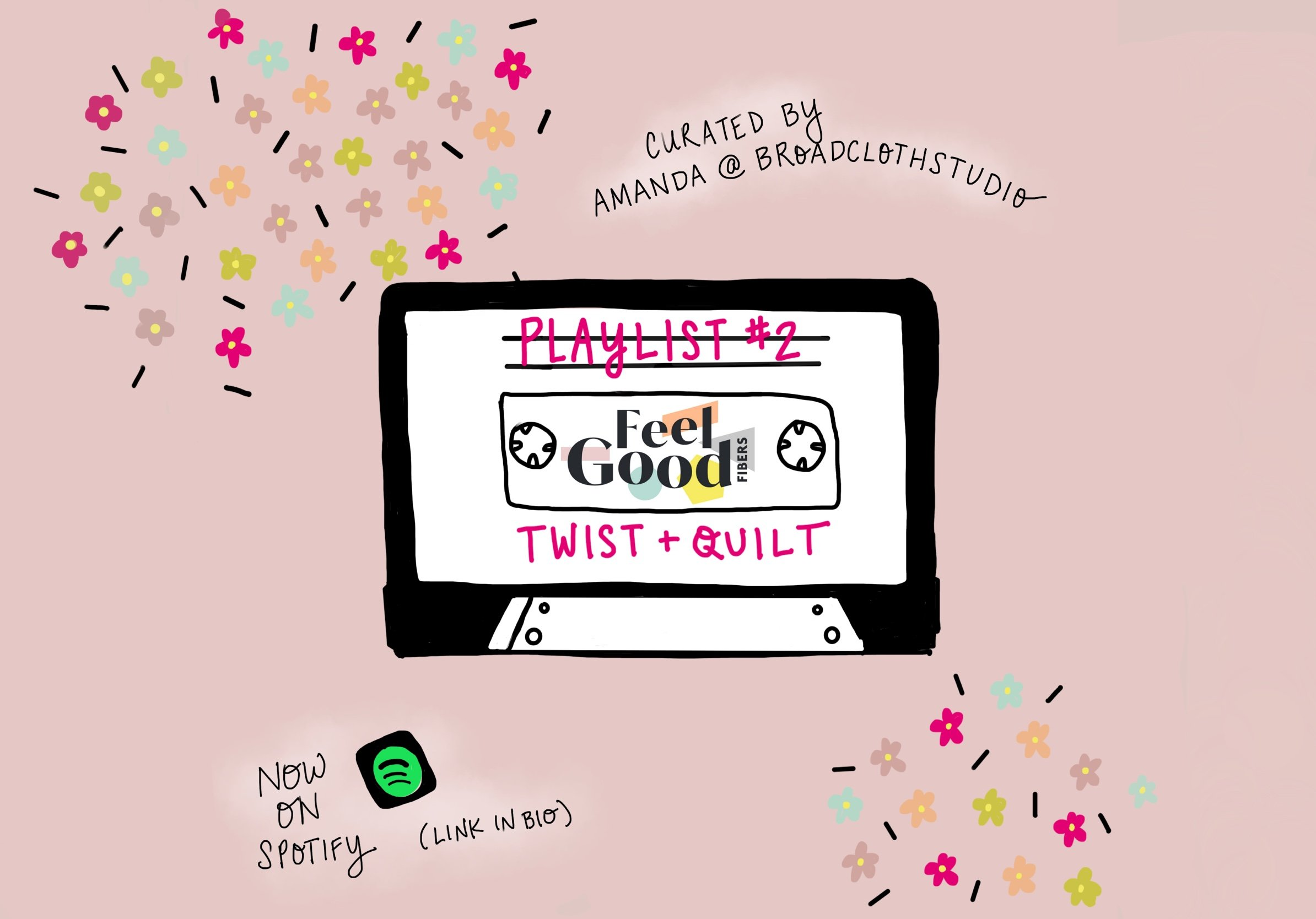 FGF Playlist 2: Twist and Quilt