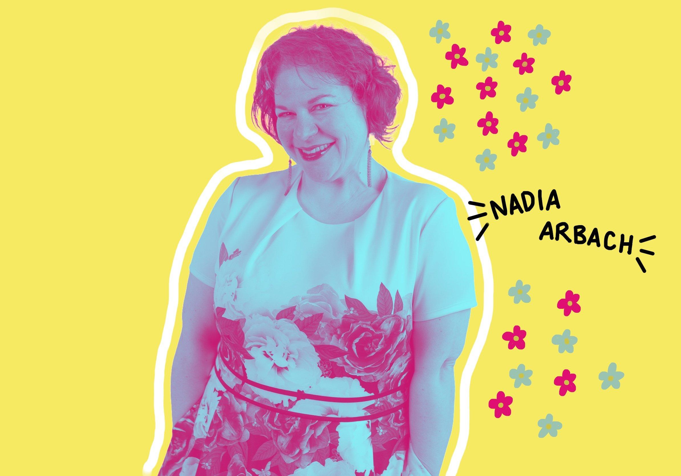 Meet Professional Organizer Nadia Arbach on FeelGood Fibers