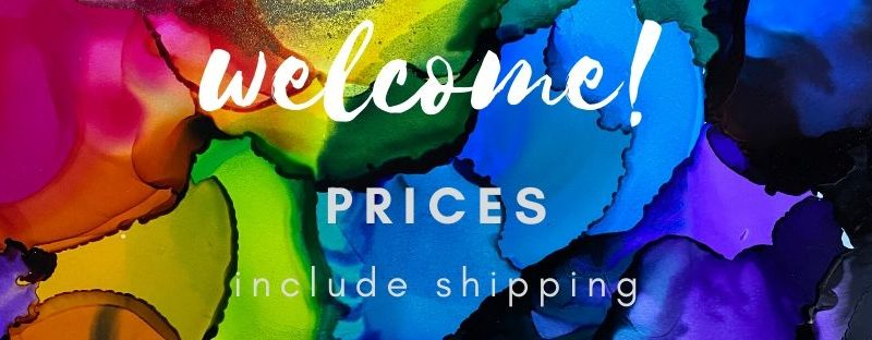 Copy of Rainbow Alcohol Ink FB Cover