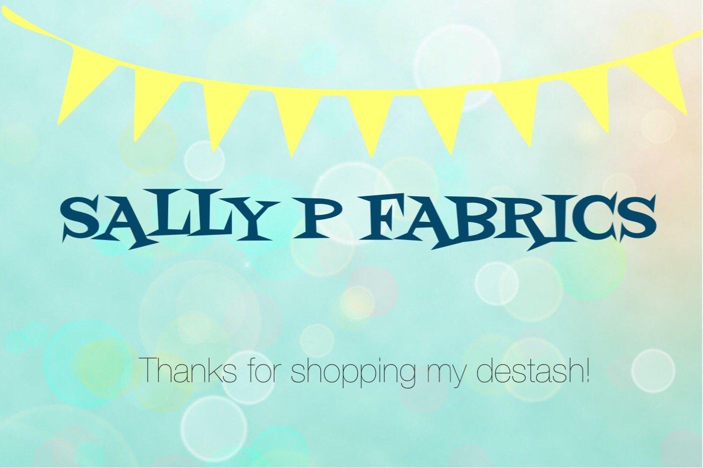 SallyP Fabrics