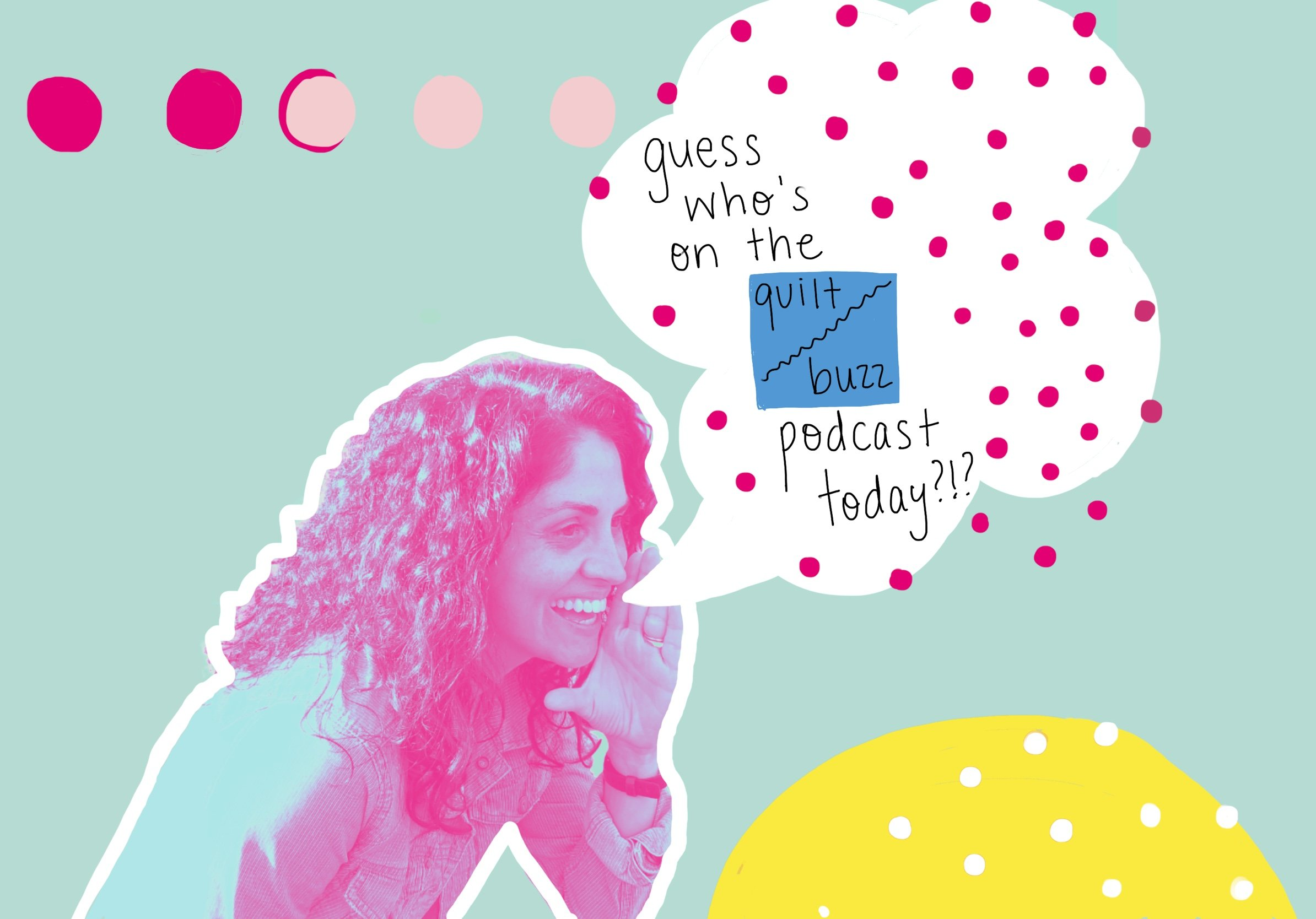 Kim Soper of FeelGood Fibers on the Quilt Buzz Podcast